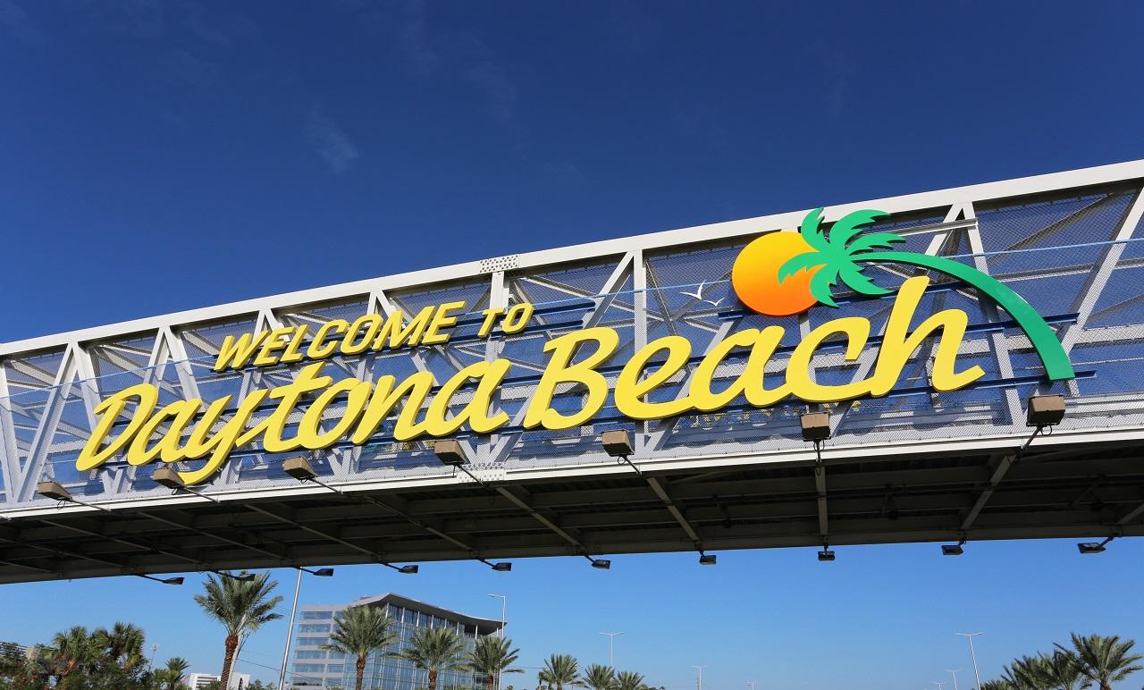 Daytona Beach February 2022