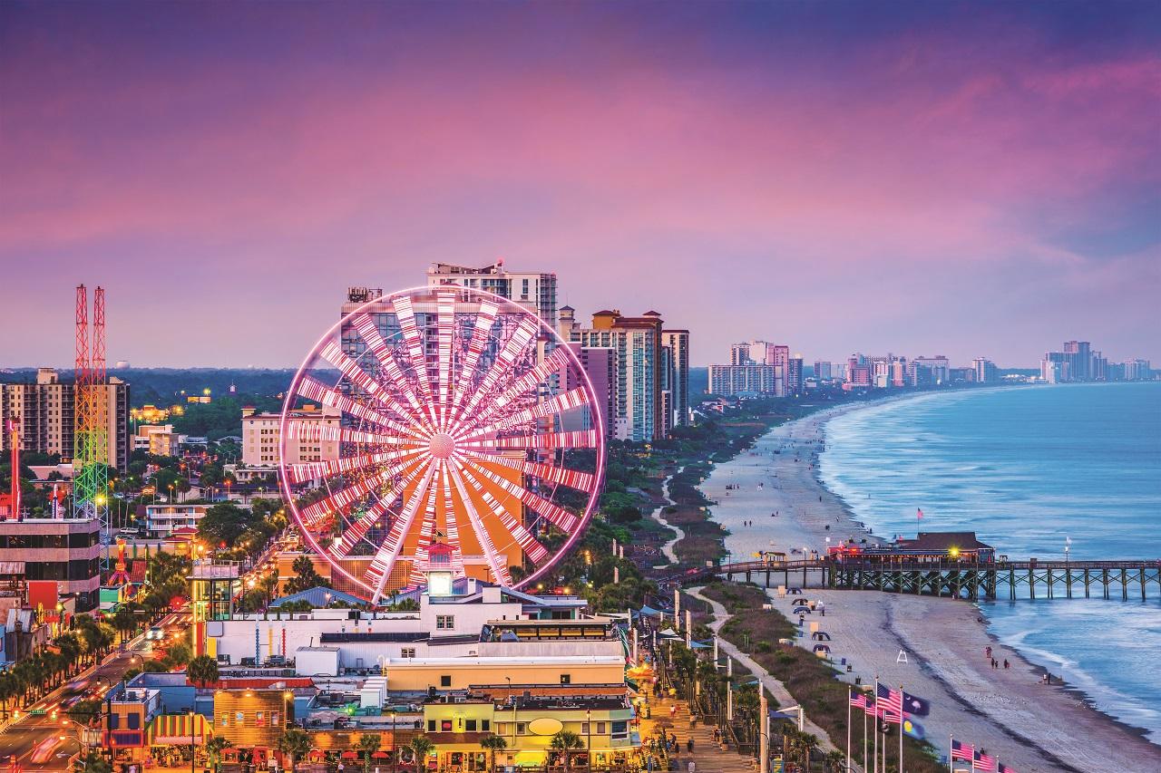 Myrtle Beach April 2022