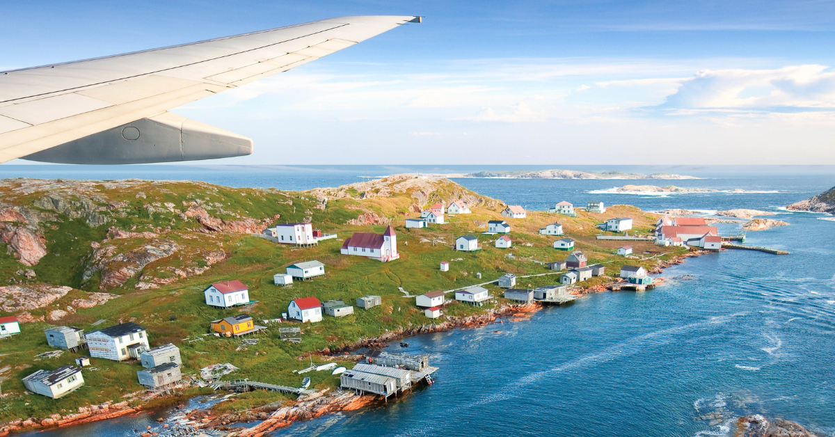 Newfoundland FLY IN – Aug 2022