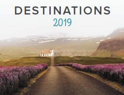 2019 Destinations Brochure