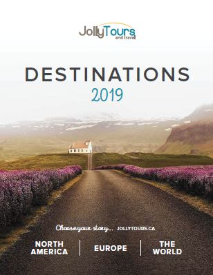 2019 Destinations Brochure