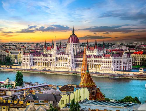 Danube River Cruise, Budapest & Prague – August 2022
