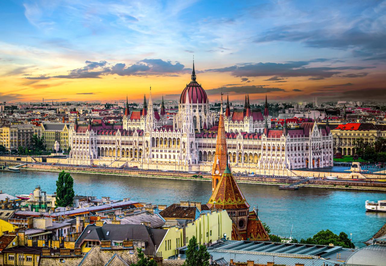 Danube Delights River Cruise, Budapest & Prague – August 2022