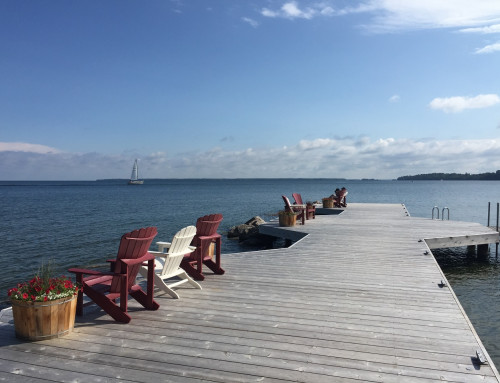 Lakefront Get-a-way, The Briars – September 2021