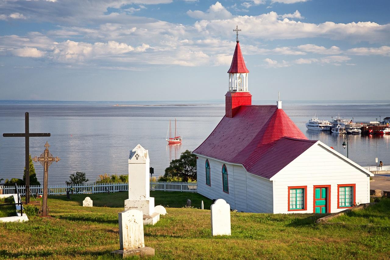 Tadoussac Whale Watching & Québec City 2022